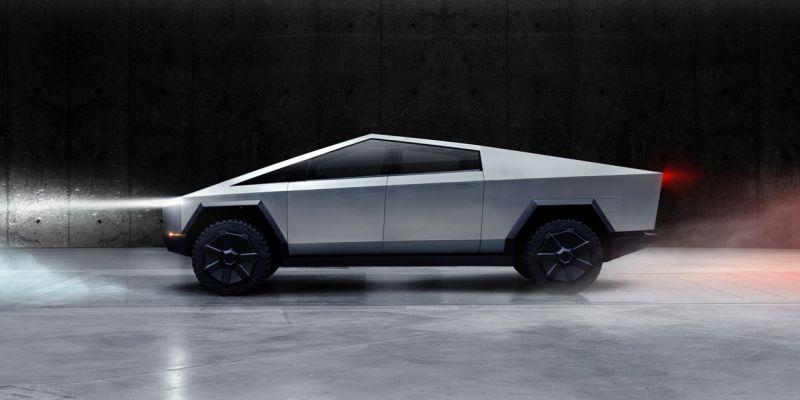 "Tesla lanza ""cybertruck"", una camioneta eléctrica"