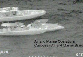 Atrapan dos dominicanos con 1902 kilos de cocaína en PR