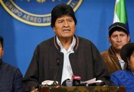 México ofrece asilo político a Evo Morales