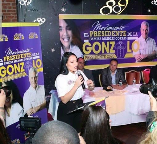 Afirma dominicanos votarán por Gonzalo
