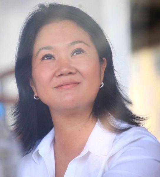 Keiko Fujimori asistirá  peruanos encarcelados