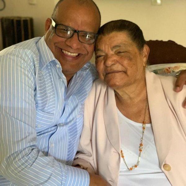 Muere madre exregidor Domingo Ureña