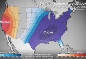 Temperaturas récords por ola de frío en EE.UU.