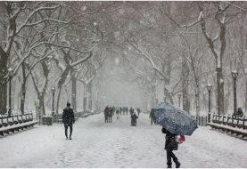 Nieve, lluvia y fuertes vientos afectarán durante fiestas Thanksgiving