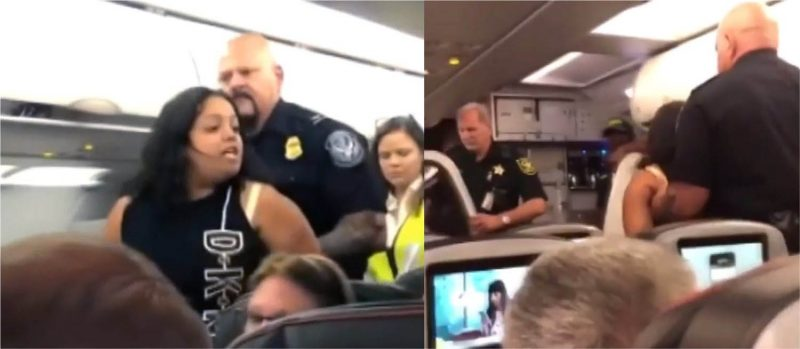 Avión de JetBlue aterriza de emergencia por pasajera desquiciada