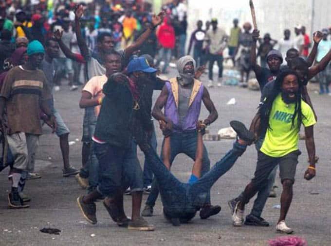 ONU reporta 42 muertes en  protestas Haití
