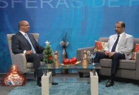 Rodríguez Huertas dice presentación candidatura Leonel es ilegal