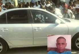Matan de 11 disparos taxista en Savica de Los Alcarrizos
