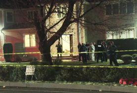 Al menos 5 heridos en la casa de un rabino en Rockland