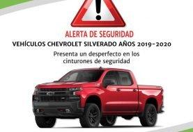 ¿Cuáles fallas presenta la Chevrolet Silverado 2019-2020?