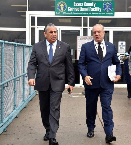Consulado RD-NY cierra  2019 con visitas a presos dominicanos