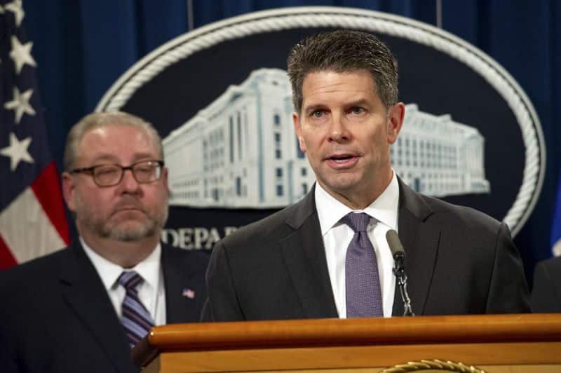 Dos rusos acusados ola de delitos cibernéticos