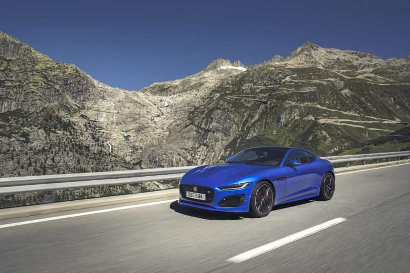 El nuevo Jaguar F-Type