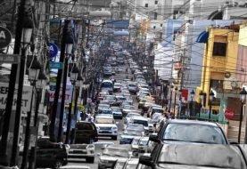 Negro Veras dice desorden predomina en tránsito Santiago