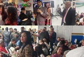 Políticos RD continúan encuentros navideños en NYC