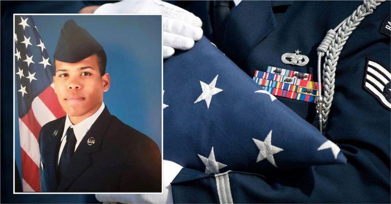Fuerza Aérea EEUU investiga muerte aviador de origen dominicano