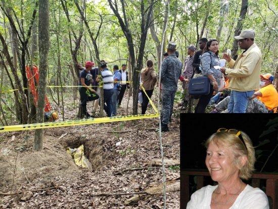 cadáver británica Lindsay Peta