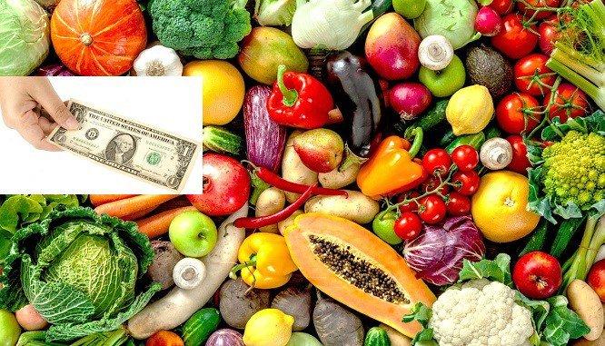 NY entregará un dólar por la compra de frutas, verduras y legumbres