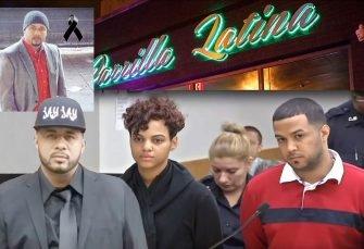 Condenan cuatro dominicanos por brutal asesinato en El Bronx