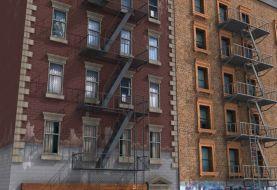 Varios edificios peligrosos para transeúntes en NY