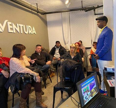 Nace en El Bronx Nueva York organización para emprendedores