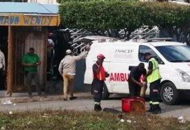 Muere hombre que atrincheró familia y mató oficial PN en Los Rosales