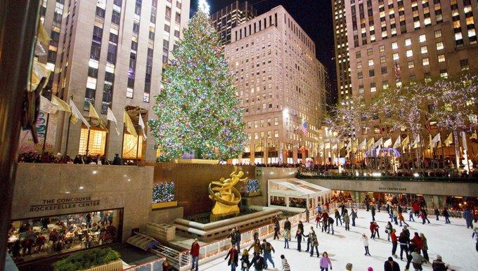 ¿Cuántos turistas visitarán Nueva York en Navidad?