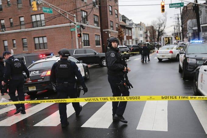 Seis muertos tiroteo en Jersey City