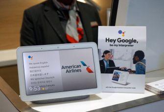 American Airlines primera aerolínea en usar Google Assistant