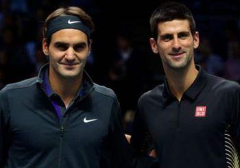 Djokovic y Federer avanzan Abierto de Australia
