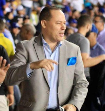 Franklin Mirabal apela sanción de la Lidom