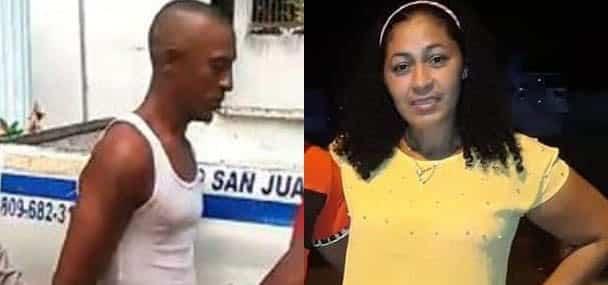 Juez dicta medidas de coerción hombre mató esposa en Río San Juan