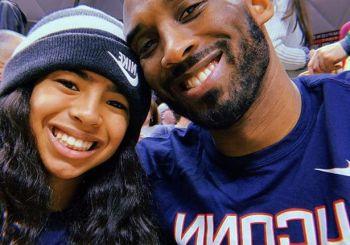 Kobe Bryant y su hija Gianna María murieron el accidente de helicóptero