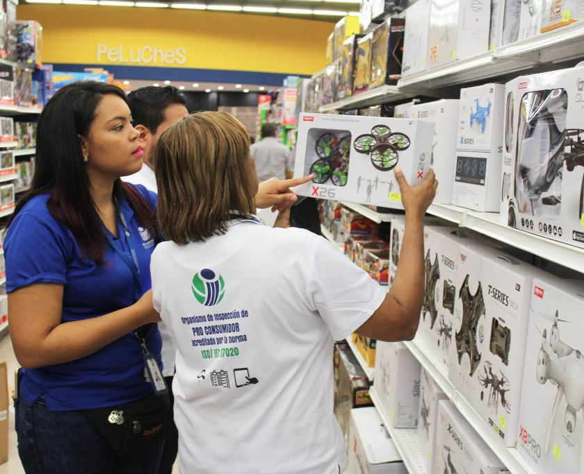 Pro Consumidor orienta sobre compra de juguetes
