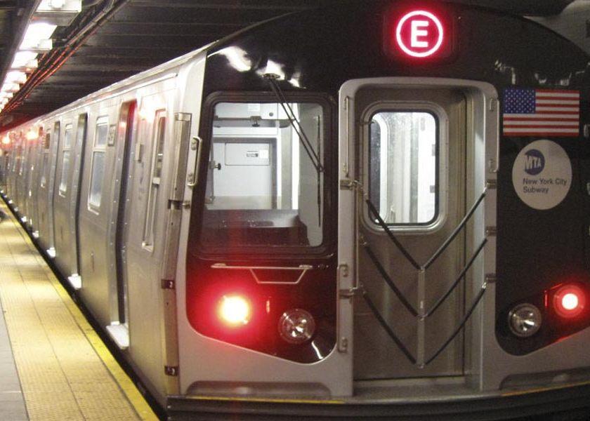 Trenes en NY