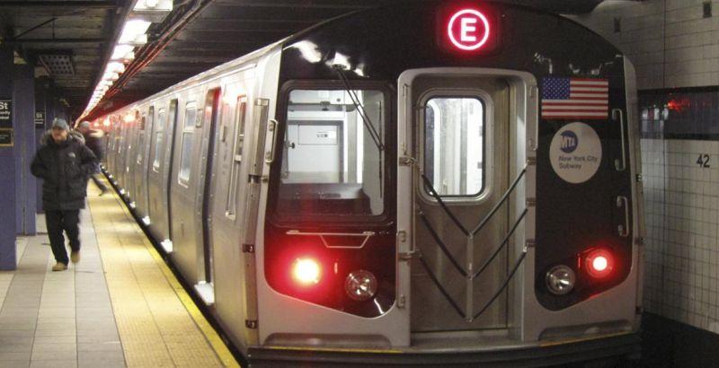 Trenes en NY infectados de chinches