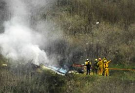 Otras 7 personas fallecieron junto a Kobe Bryant y su hija Gianna María