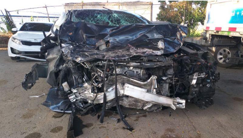 Rochy RD fue operado en el Cabral y Báez tras accidente