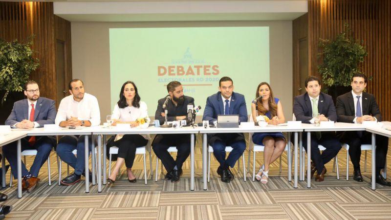 Anje ofrece detalles sobre debates electorales 2020
