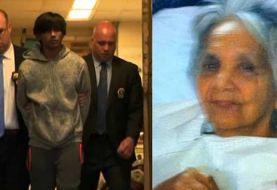 Atrapan autor muerte anciana dominicana NY