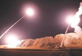 Irán ataca con cohetes base iraquí que aloja fuerzas EE.UU.