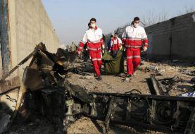 Creen avión ucraniano fue derribado por Irán