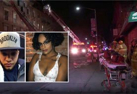 Dominicano y su pareja mueren en incendio edificio Brooklyn