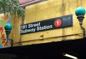 ¿Por qué cerrarán estación tren 191 Alto Manhattan?