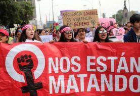 Más de 2.200 feminicidios en Centroamérica en 19 meses