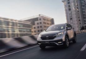 Honda CR-V 2020 llega a México