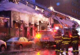 En 2019 menos muertes por incendios en NYC