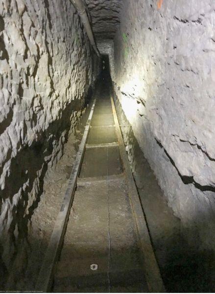 Descubren narco túnel de 1,3 kilómetros