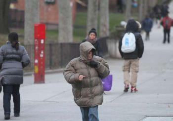 Frío ártico azotará NY y estados aledaños este fin de semana