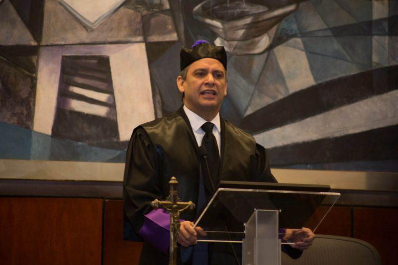 Presidente Suprema Corte de Justicia declara lucha contra mora judicial